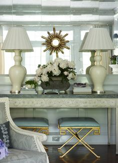 South Shore Decorating Blog: Perfectly Pastel Rooms