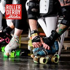 How to Master Any Roller Derby Skill More