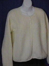 CrochetKim Free Crochet Pattern | Adult Jiffy Jacket @crochetkim