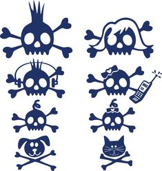 Car Decal Family :) Window Decals, Vinyl Wall Decals, Window Wall, Wood Burning Techniques, Family Car Decals, Car Tattoos, Stick Family, Skull And Bones, Skull Art