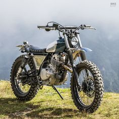 Tracker Motorcycle, Motorcycle Camping, Motorcycle Types, Scrambler Motorcycle, Dominator Scrambler, Street Scrambler, Cb350, Custom Motorcycles, Custom Bikes