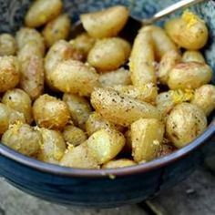 Teeny-tiny New Potatoes With Lemon from The Kitchn - Feeling tired of ...