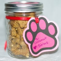 Make Your Own Holiday Gifts: Organic Pumpkin Peanut Butter Dog Treats