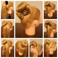 Phenomenal Hairstyle For Long Hair At Home And Beautiful On Pinterest Short Hairstyles Gunalazisus
