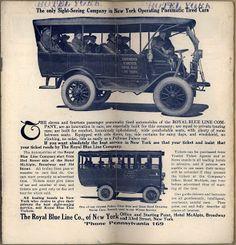 **FREE ViNTaGE DiGiTaL STaMPS**: Vintage Printable - Sight-See in NYC Ad