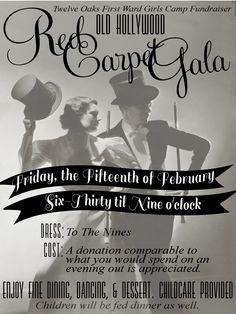 Girls Camp Fundraiser