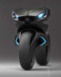 Mercedes Motorcycle Concept