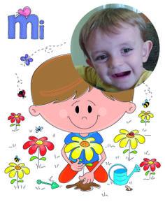 ilustração infantil personalizada