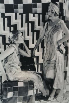 Causin' A Commotion: Sonia Delaunay   Madam Meow / Holly Gaboriault