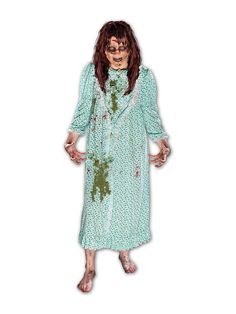 The Exorcist Regan Costume | Wholesale Horror Costumes for Women