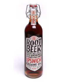Ipswich Brewing Co. - Beer Bottle Packaging Student Project