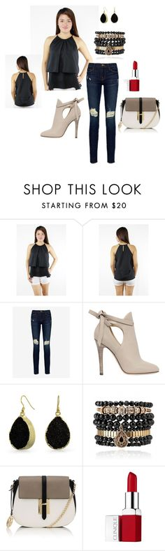 How To Wear Chiffon Halter Top