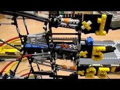 ▶ The Most Awesome Lego Machine Robot You Will Ever See - YouTube