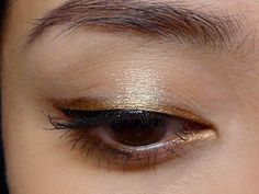 Simple Double-Lining Tutorial — Colorful eye... - The Makeup Box