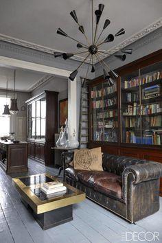 Tour the rest of this home by Alex MacArthur.   - ELLEDecor.com
