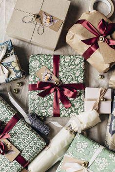 Så blev årets julklappar 🎁 #GiftsWrapping