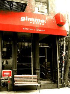 Gimme! Coffee #coffee #newyork