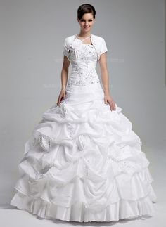 Quinceanera Dresses - $265.99 - Ball-Gown One-Shoulder Floor-Length Taffeta Quinceanera Dress With Ruffle Lace Beading Flower(s) Sequins (021004719) http://amarmoda.com/Ball-gown-One-shoulder-Floor-length-Taffeta-Quinceanera-Dress-With-Ruffle-Lace-Beading-Flower-S-Sequins-021004719-g4719