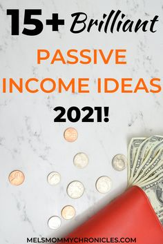 Looking to create real wealth? Here are some of the best passive income ideas for 2021 that will help you live a richer, more fulfilling life! #passiveincomeideas #onlinepassiveincomeideas #waystomakepassiveincome Earn More Money, Earn Money Online, Make Money Blogging, Online Jobs, Saving Money, Money Fast, Work From Home Tips, Make Money From Home, Way To Make Money