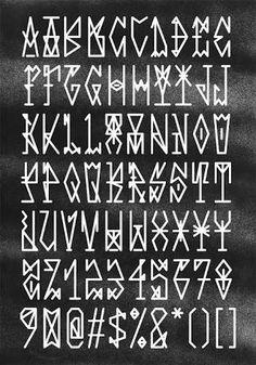 Resultado de imagen para pixacao alphabet