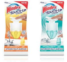Stack 3 Savings at Target = Windex Touch Up Cleaner only $.38 Each! http://thefrugalfind.com/stack-3-savings-target-windex-touch-cleaner-38/