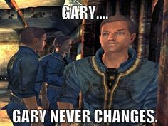 GAAARRRYYY - Comment #4 added by teranin at Fight for gary