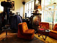 Cozy looking shop interior - store called Grandpa