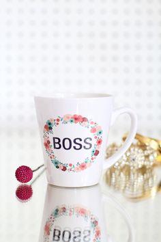 Coffee Mug - BOSS // BTL Shoppe  – Gifts for Mom