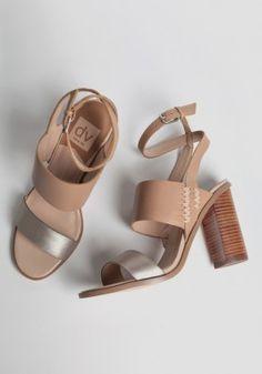 Wendi Strappy Heels By Dolce Vita