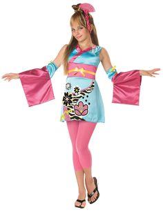 Kyoto Kutie Tween Costume from BuyCostumes.com