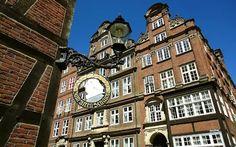 Travel & Adventures: Hamburg. A voyage  to Hamburg, Germany - West Europe.