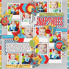 And Many More by Meghan Mullens & Studio Basic Designs DJB Fonts: Feelings (Happy) by Darcy Baldwin Cindy's Templates: Single 47 - Lot of ...