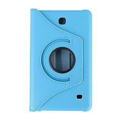 360 Degree Rotating PU Leather Smart Case For Samsung Galaxy Tab A 7.0/Tab 4 7.0/Tab 3 7.0/Tab 3 Lite(Assorted Colors) 4979718 2016 – $16.67