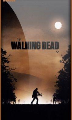 Fondo the walking dead para celular