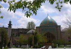 Blue Mosque in Yerevan, Armenia