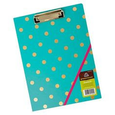 I bought this folder in Target and loved the colour scheme so now its going to be the theme of my office :)