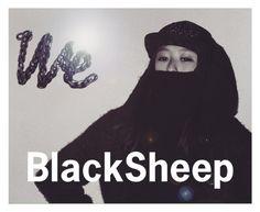 """roman black sheep"" by roman-kim on Polyvore featuring art"