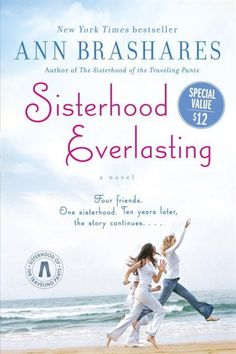Sisterhood Everlasting often reminds me of adventures my friends and I used to have when we were at camp. #indigo #perfectsummer