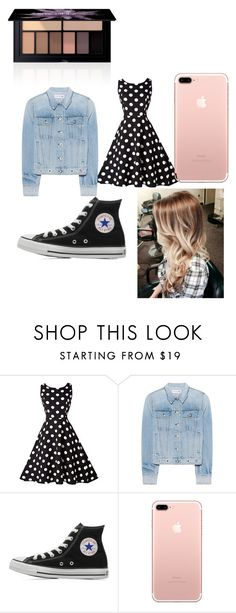 """""""causaul summer day"""" by rsarah109 on Polyvore featuring rag & bone, Converse and Smashbox"""