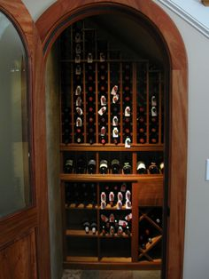 Small Wine Cellars | Under Stair Wine Cellar