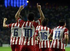 Foto Grada 360 - Equipo - Atlético de Madrid