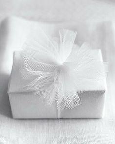 little white box.
