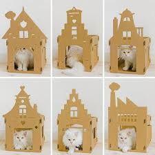 kattenpandjes van karton - Google zoeken