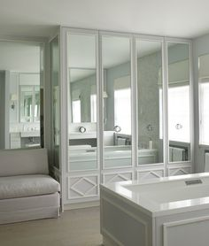 Wardrobe With Dressing Table. | Bedroom ideas