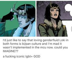 Loki is a shapeshifter, how do you think his adoptive father got that i legged horse? Simple, Loki shapeshifted into a female horse and nailed an enemy of the kingdom. LOKI GAVE BIRTH TO HIS FATHER'S HORSE. Marvel Girls, Marvel Avengers, Young Avengers, Marvel Funny, Marvel Memes, Marvel Dc Comics, Loki Funny, Marvel Art, Loki Thor