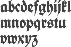 Deutsche Schrift
