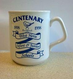 Tunbridge Wells, Brighton And Hove, Junior, Schools, Infant, Ceramics, Mugs, Local History, Ebay