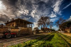 Last station | Please don't use this image on websites, blog… | Flickr