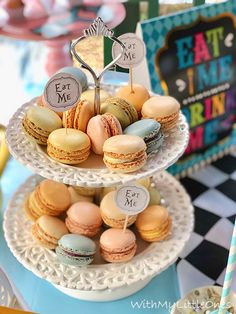 Alice In Wonderland Party, Eat, Food, Essen, Meals, Yemek, Eten