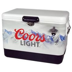 Wheels Cold Drinks Pool Party Mobile Wine Champagne Beer Ice Chest Box Cooler